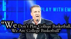 Coach Cal preaching truth