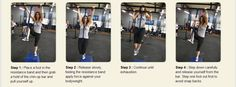 Band-Assisted-Chin-Ups-Exercise | bit.ly/1lyN1OH