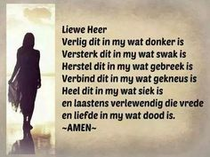 Afrikaanse Inspirerende Gedagtes & Wyshede: 'n Gebed Scripture Quotes, Jesus Quotes, Bible Verses, Scriptures, Keep The Faith, Faith In God, Whatsapp Profile Picture, Afrikaanse Quotes, Goeie Nag