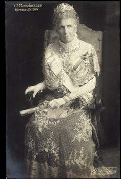 Königin Maria Theresia von Bayern Wittelsbach
