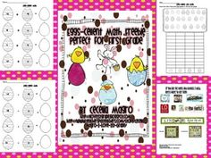 Here is a freebie perfect for first grade.  It includes egg addition, egg subtraction and an egg graphing page.  Enjoy, but please leave feedback! ...