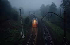 Train, World, Street, Vehicles, Writing Inspiration, Darkness, Aesthetics, The World, Walkway