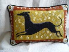 Lurcher Tapestry Kit