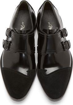 3.1 Phillip Lim Monk Strap Shoes