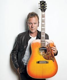 Kiefer Sutherland Finds a New Role with His Country-Rock Album « Guitar Aficionado