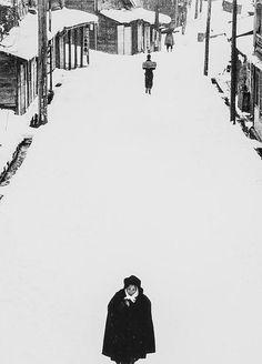 十日町 新潟 / Tokamachi, Niigata Prefecture, 1957, 浅野喜市 / Asano Kiichi. (1914 - 1993) (2) Tumblr