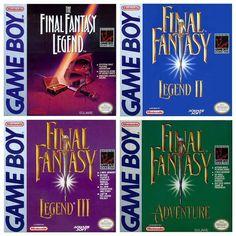 darthbader333: #finalfantasylegend #gameboy #games #gameboy #microobbit