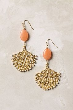 I have been wanting some new chandelier  #earrings.. These are just lovely! #jewelry #anthropologie