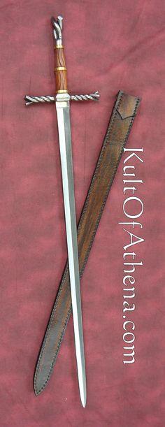 Ritter Steel German Wald Sword