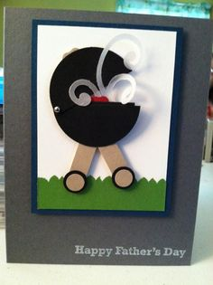 AWESOME FATHER'S DAY CARD MADE BY ME:)