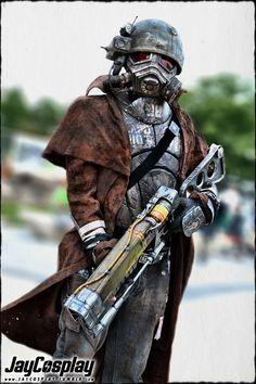 NCR Veteran Ranger 07 - AmeCon 2012 by Nanahra.deviantart.com