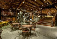 Seattle Magazine | Restaurants | Starbucks Reserve Roastery and Tasting Room Opens