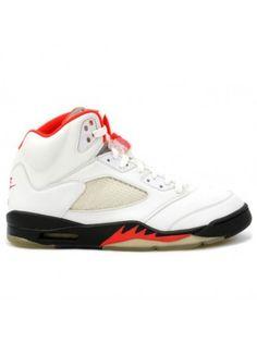 meet 7f398 10ecc Buy Air Jordan 5 Fire Red White Black (Women Men) 2016 Retro from Reliable Air  Jordan 5 Fire Red White Black (Women Men) 2016 Retro suppliers.Find Quality  ...