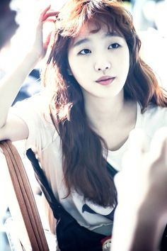 kdrama, cheese in the trap and kim go eun image on We Heart It Korean Actresses, Korean Actors, Actors & Actresses, Korean Beauty, Asian Beauty, Dramas, Monolid Eyes, Cheese In The Trap, Asian Fever