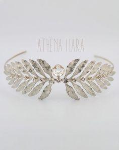 Athena Tiara....yes to crowns all the way ladies!