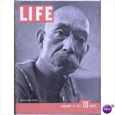 US MAGAZINE LIFE FEB 15 1937 Tilleys of Sheffield