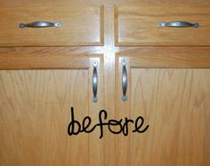 builder cabinet remodel