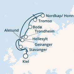 PA11190809 Trondheim, Stavanger, Alesund, Tromso, Cruise, Kiel, Cruises, Mood, Knowledge