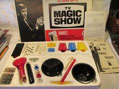 Vintage Marshall Brodien TV Magic Show 12 Magic Tricks AS Seen ON TV | eBay