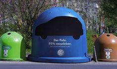 Volkswagen Polo újrahasznosítás :)