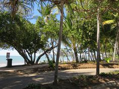 Shiny happy days in Palm Cove! We have a stinger net right in front of us on the beach and the jetty is right there for fishing! So many things to do! www.palmcovebeachfront.com.au #palmcove
