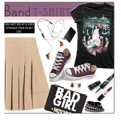 153. Fave Band Tee Outfit Idea 2017