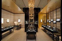 Chanel Ultra-Luxe Boutique Fine Jewelry Salon