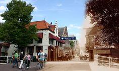 Koorstraat Alkmaar ca. 1910 - 2013