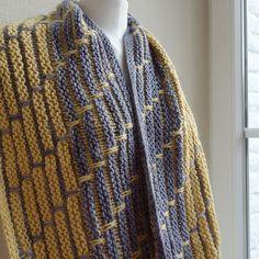 Ravelry: Slip-Zag pattern by Lisa Hannes