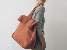 MAKR Carry Goods Heather Tote Bags