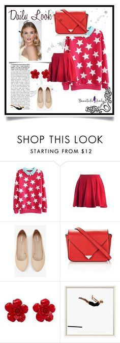"""""""Beautifulhalo 35-I"""" by almma-karic ❤ liked on Polyvore featuring Express, Whiteley, Alexander Wang, Chanel, Trowbridge, women's clothing, women, female, woman and misses"""