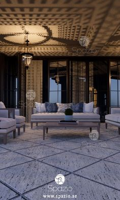 videos for classy with a luxury bautiful decorations. Get more amazing living room design ideas. #interiordesignideas #luxurymoderninteriors Interior Design Companies, Best Interior Design, Modern Interior, Palace, Architecture Design, Mansion Designs, Style Royal, Companies In Dubai, Garden Landscape Design