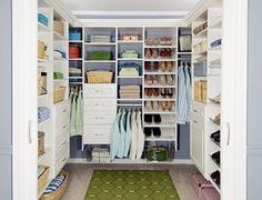 Como fazer closets baratos – dicas