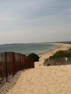 one of my fav beaches!   Watch Hill, RI  #VisitRhodeIsland