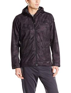 e074f8bcc365c adidas outdoor Men's 2 Layer Wandertag AOP Camo Jacket Review Outdoor Men,  Mens Outdoor Clothing