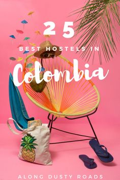 25 of the best hostels in colombia Heading to Colmbia? You need to check out our ultimate list of the best 25 hostels in Colombia! Backpacking South America, South America Travel, Columbia South America, Colombia Travel, Cali Colombia, Peru, Ecuador, Hostel, Traveling By Yourself