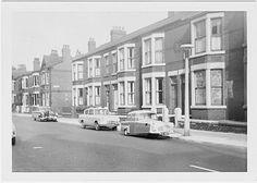 Granby street, liverpool England
