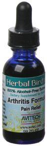 Avitech Herbal Bird ARTHRITIS FORMULA - 1 OZ - GotBird.com