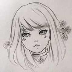 best drawing tips, pencil drawings, drawing people of techniques, great examples of pencil drawings. Anime Drawings Sketches, Anime Sketch, Manga Drawing, Manga Art, Cute Drawings, Pencil Drawings, Anime Art, Eye Sketch, Drawing Art