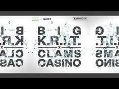Clams Casino - Moon & Stars REMIX [Big K.R.I.T.]