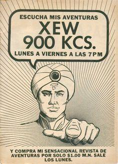 Mexico Comic: Tamakún - Publicidad Radio