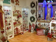 Our Christmassy plush decorations to create a lovely atmosphere in any home.