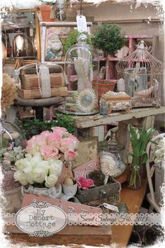 **My Desert Cottage**: Reclaiming Style at Sweet Salvage.