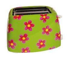 Flower-Power Bread Warmers : VW Hippie Van Toaster