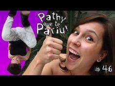 Pathy que te Pariu 46 - Como Perder Peso e Quadradinho de 8 #PQTP