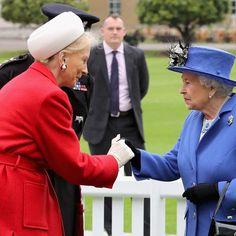 Queen Elizabeth: Große Sorge um Prinzessin Michael Queen Elizabeth, Princess