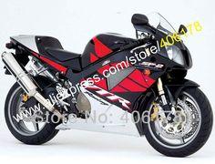 Hot Sales,Motorcycle Fairing Kit For Honda VTR1000 RC51 VTR 1000 RC51 2000-2006 00 01 02 03 04 05 06 body kit Motorcycle Parts #Affiliate