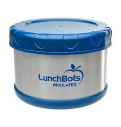 LunchBots Stainless Steel Insulated Food Container - 16 ounces