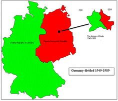 the birth of the german democratic republic