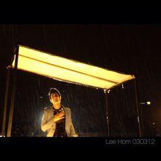 #leehom - Music Man II 030312  melted   - @qiaoshuen   Webstagram